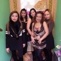 Unsere Damen in der Krausnickstr.